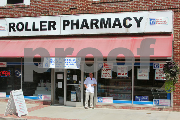 Roller Pharmacy 50th Anniversary - August 2014