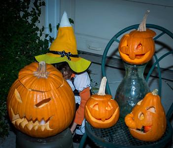 Halloween at Sheri and Scott's  2013