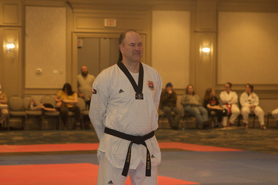 Jonathan Scoglio Sixth Degree Black Belt!