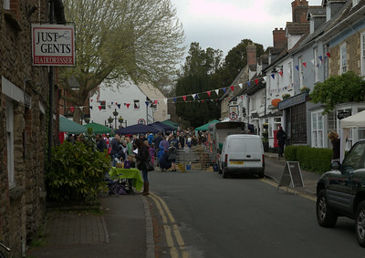 HIGHWORTH TOWN MAY DAY  FARE  2015.