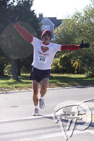 5 kilometers — Nun Run — 2010