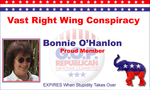 Vast Right Wing Conspiracy Membership