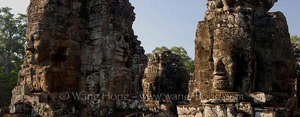 Angkor Thom (incl. Bayon) 吴哥城(含八戎寺)