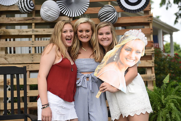 Ansley's Grad Party