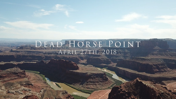 2018/04/27 - Dead Horse Point State Park