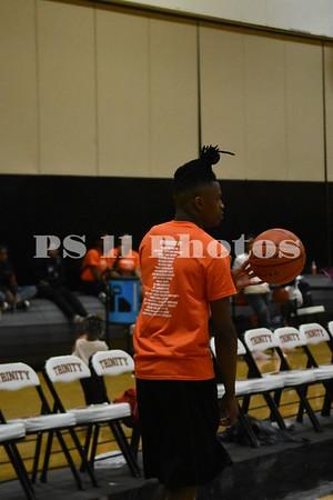 Alumni Basketballl Mens Game 1