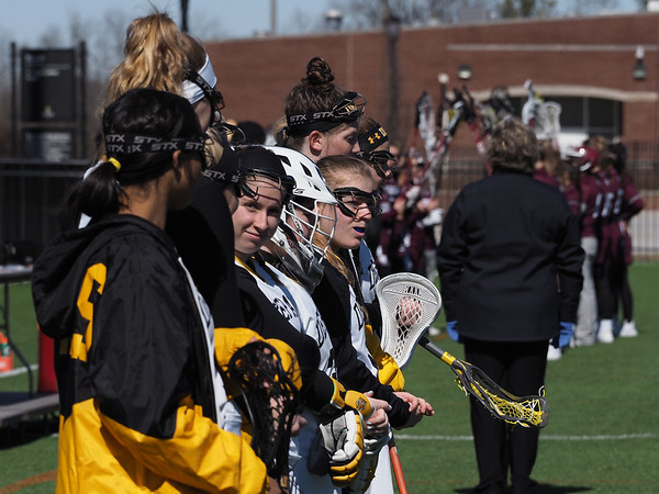 022920 DePauw Women's Lacrosse  vs Chicago