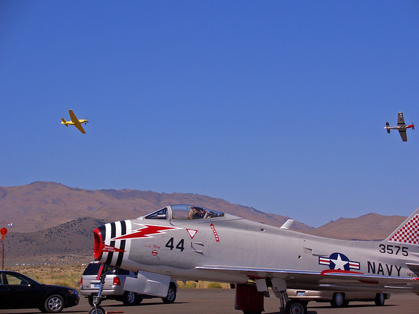 Reno Air Races, Sept. 18, 2005