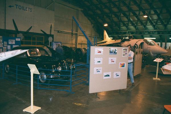Bristol Aero Collection Club Visit 2001