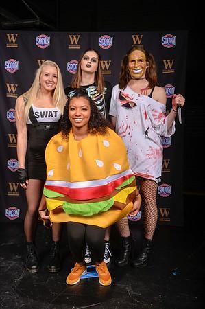 SAAC Halloween Social