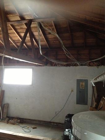 Mom's Garage Work