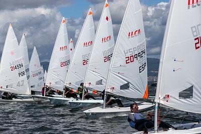 Campeonato Ibérico ILCA Trofeo Concello De Vigo