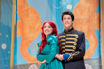Drama Club Fall Musical – The Little Mermaid – 2016
