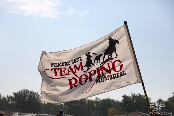 Memory Lane Team Roping