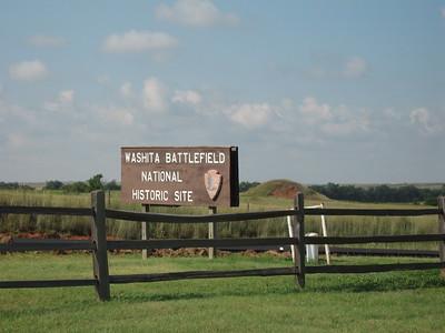 Washita Battlefield, OK, 2007 Aug 31
