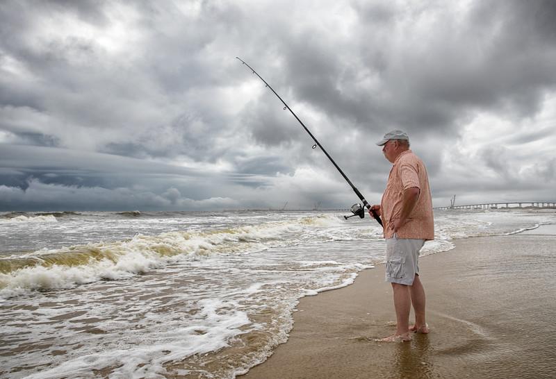 Paul Fishing in the Storm.jpg