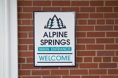 Alpine Springs April 2018