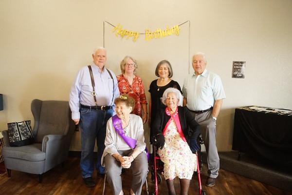 Ova's 90th Birthday
