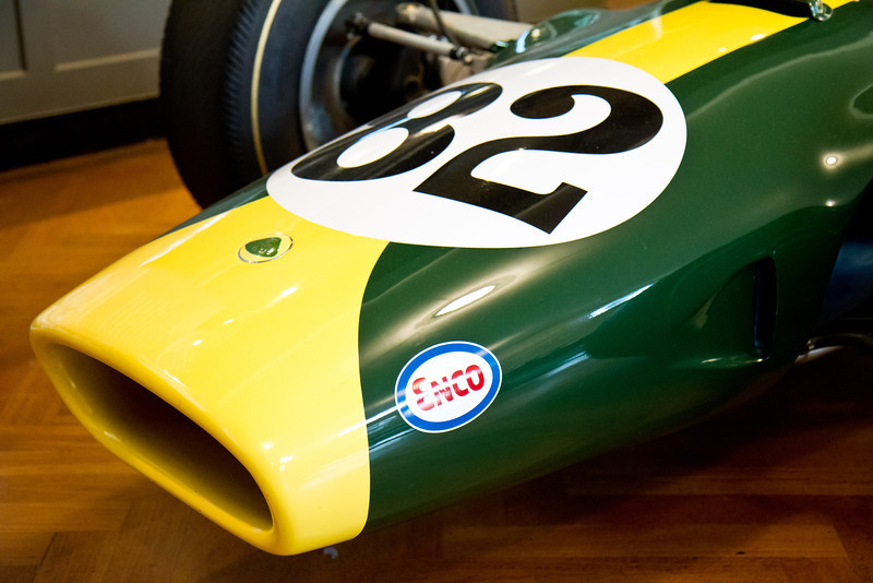 Lotus Powered by Ford