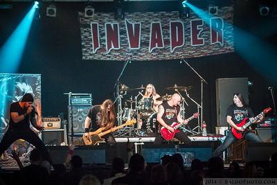 2014.10.17. - Invader a Club 202-ben