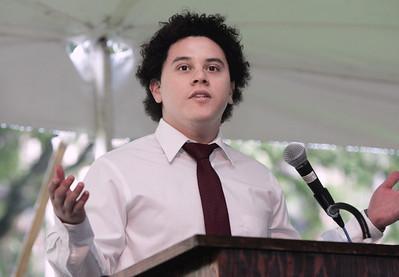 2012 Latino Graduation