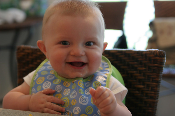 Jonah - 8 months old - June 2007