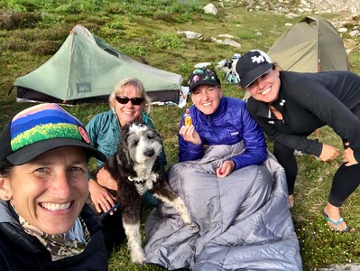 Yellow Aster Butte Campout!-2020