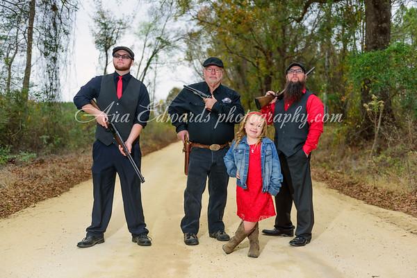 The Ashley family  |  Edison, Georgia