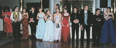 2001 Tonys