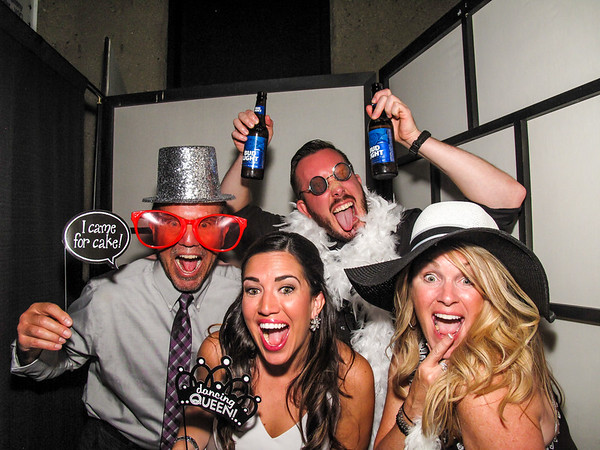 Tiffany & Josh Wedding Photo Booth Hidden Video