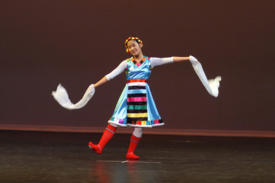 Tibetan Dance - 2005