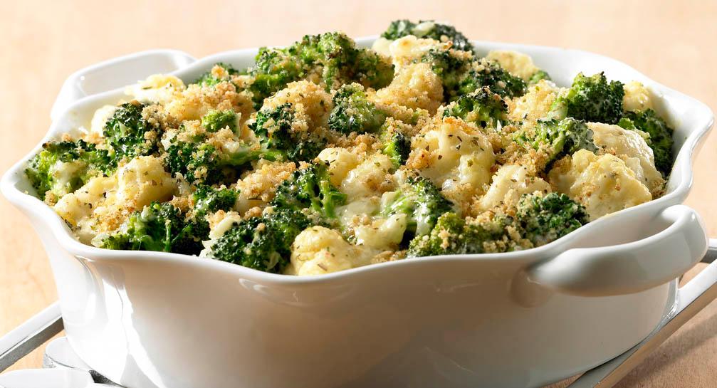 Description of . Broccoli Cauliflower Casserole McCormick