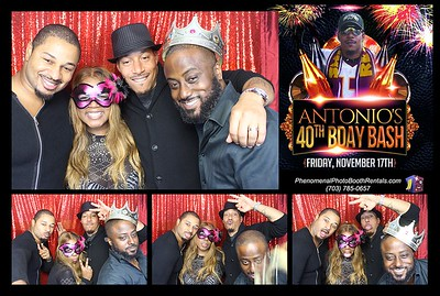Antonio's 40th Birthday_Nov. 2017
