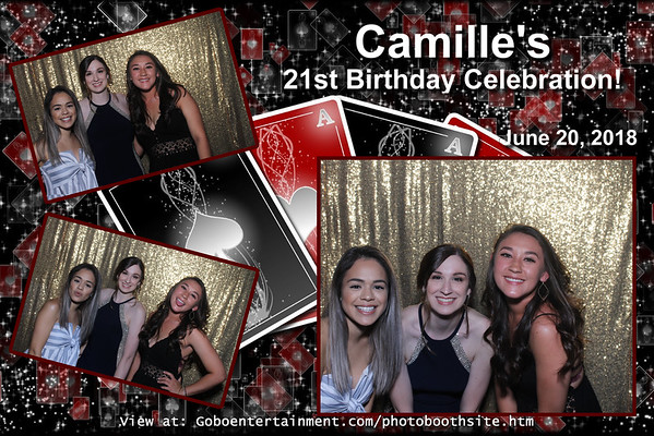 20180622 Camille's 21st Bday!