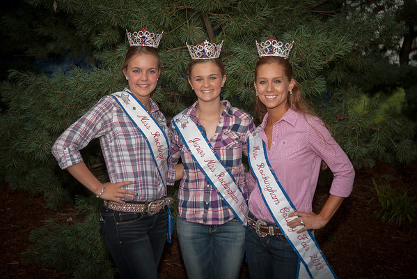 2013 Rockingham County Fair Queens Adventures