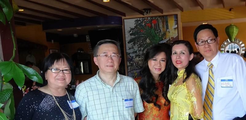 Kim Hiền, Nhị Anh, Nhất Anh, HMS, Nguyễn Đình Hùng