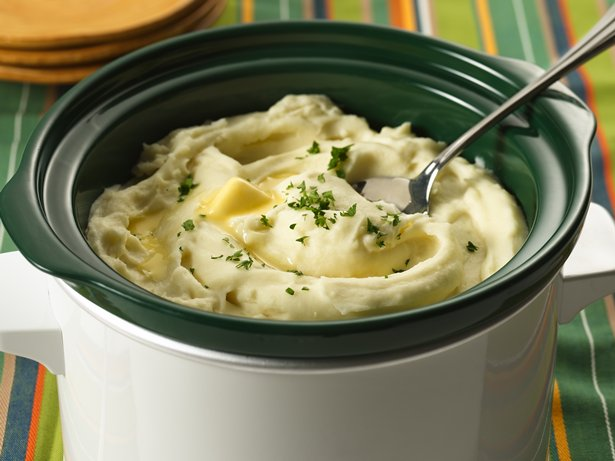 . Roasted Garlic Mashed Potatoes McCormick