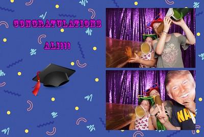 Ali Graduation