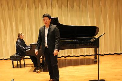 Music Recital Jason Hwang '18 - 1.8.18