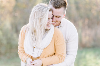 Afton and Josiah's Engagement at Founders Hall in Hershey