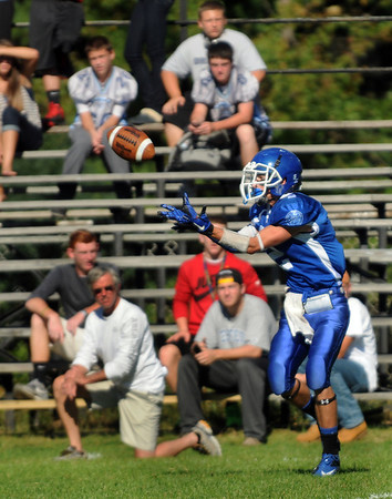 Methuen vs Dracut football