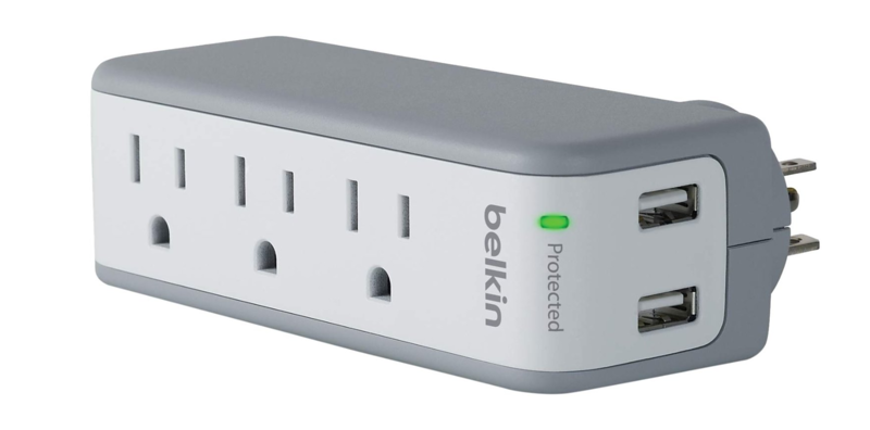 best gifts for travelers belkin mini surge.png
