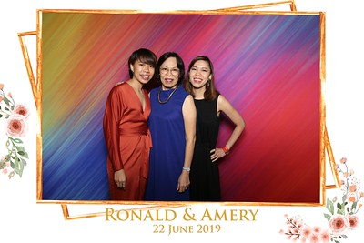 Ronald & Amery