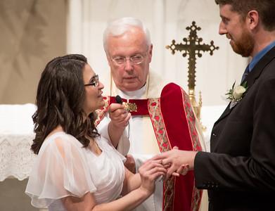 Seniha and Chris Wedding