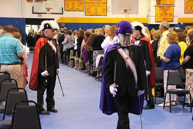 Marian Class of 2014 Graduation, Marian Catholic High School, Hometown (5-31-2014)