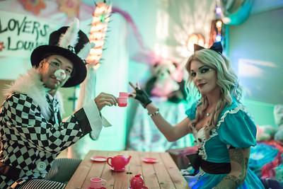 Nicky in Wonderland