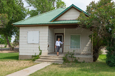 2018-06-29 Alma Savage Sr. Home in Antimony & Antimony Cemetery