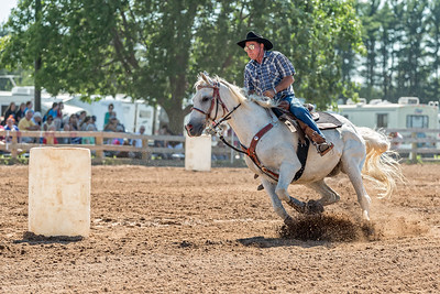 2015 Washington County Fair - Friday Residents - Barrels