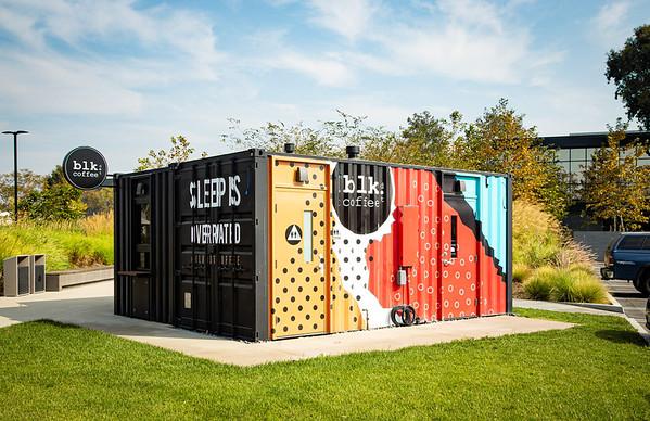 Esplanade - Coffee Container