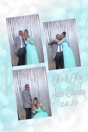 1 4 20 Mr & Mrs Jean Charles